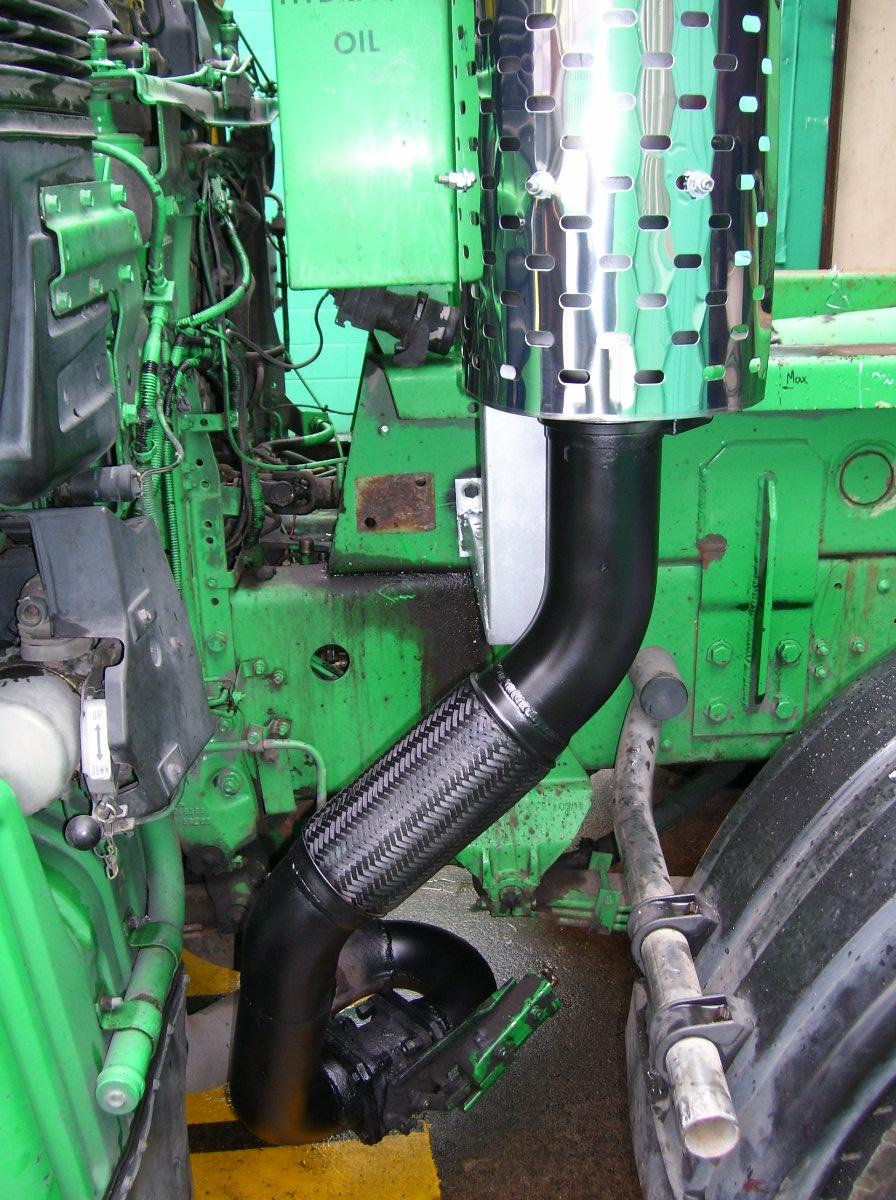 Geddes Auto Truck Exhaust Repairs 636 7064 Auckland