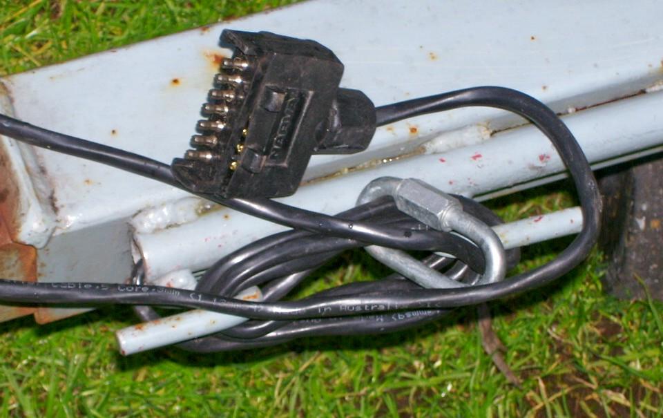 Geddes Auto Repairs Trailer Lights Wiring 636 7064
